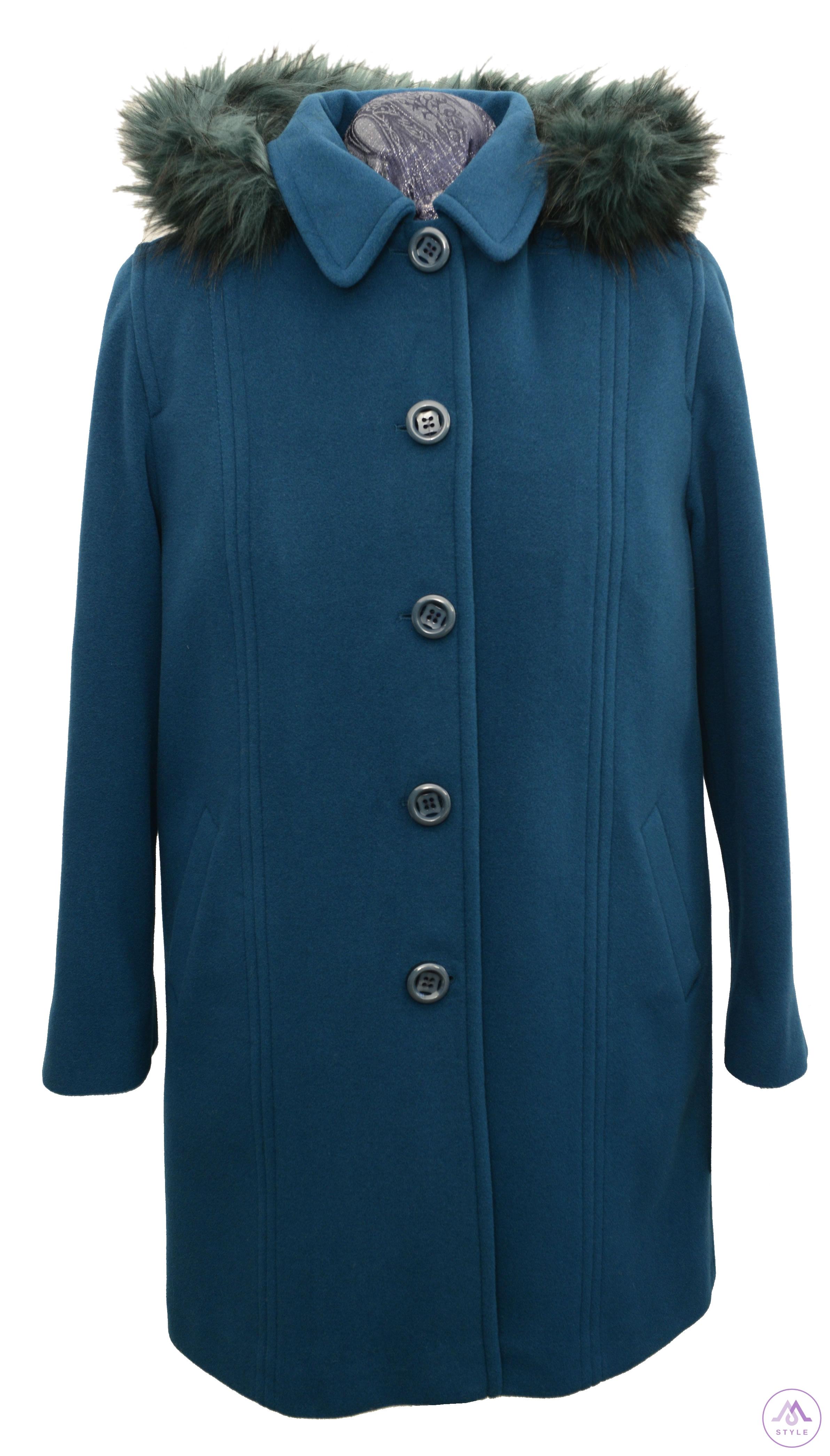 Trojštvrťový dámsky vlnený kabát Betka - kabátyžilina 99410a818e3